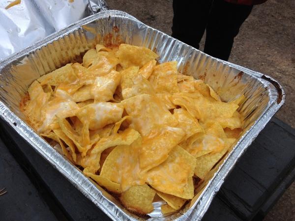 Camp nachos