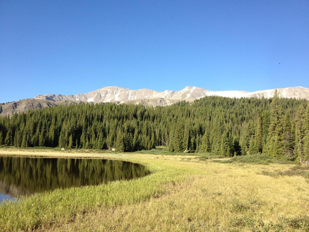 The Lake - Mount Massive
