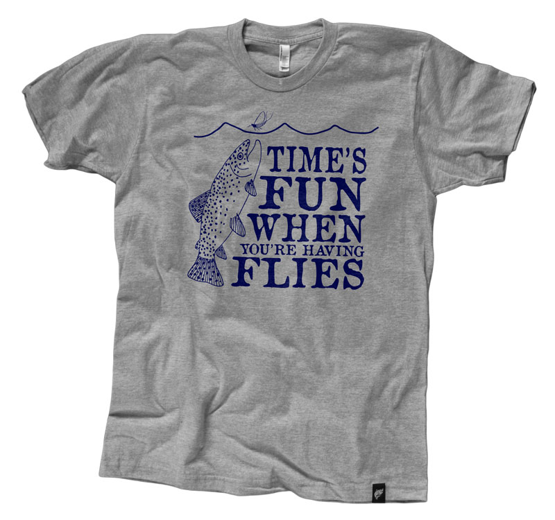 Times Fun When Youre Having Flies T-Shirt