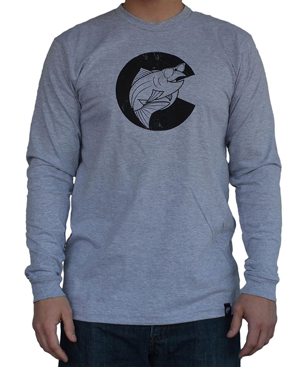 Monochrome Colorado Longsleeve T-Shirt