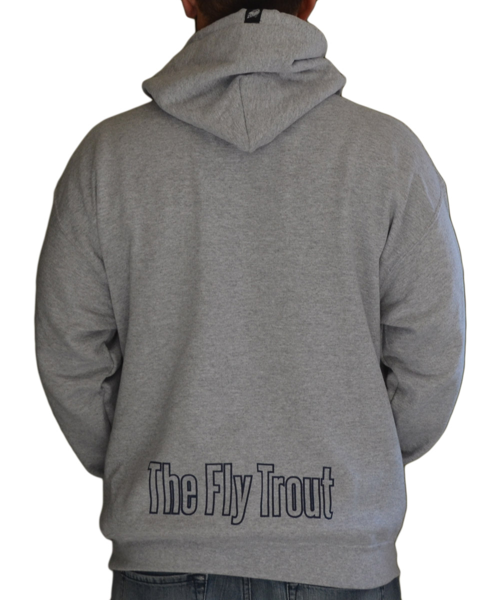 Breakfast beer hoodie the fly trout fly fishing t shirts for Fly fishing hoodie