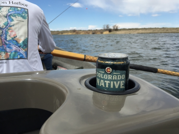 A little Colorado Native brew.
