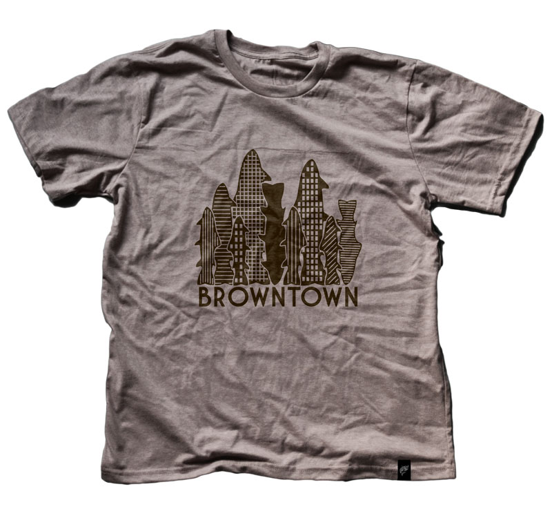 Browntown T-Shirt