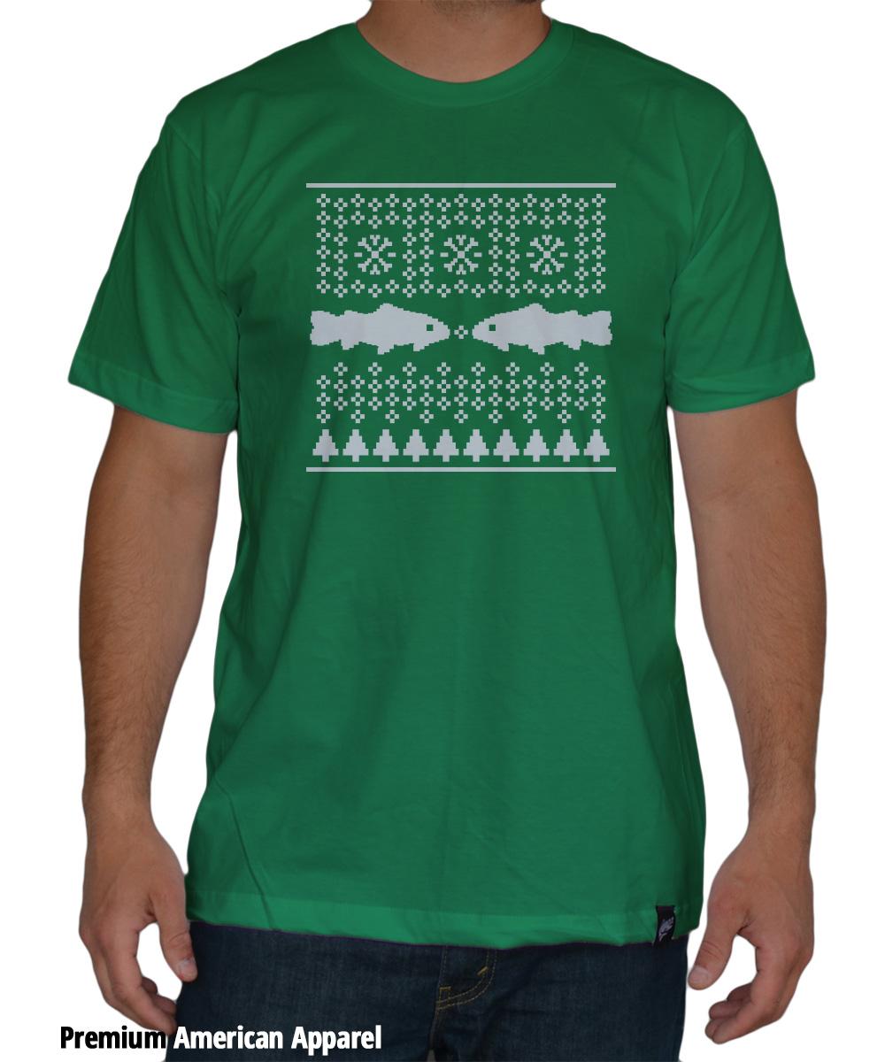 Fishmas Sweater T-Shirt