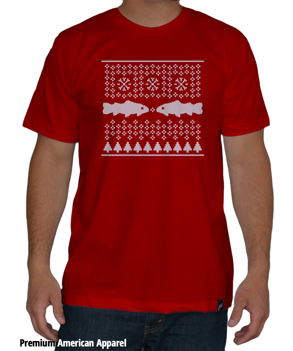 Fishmas Sweater T-Shirt