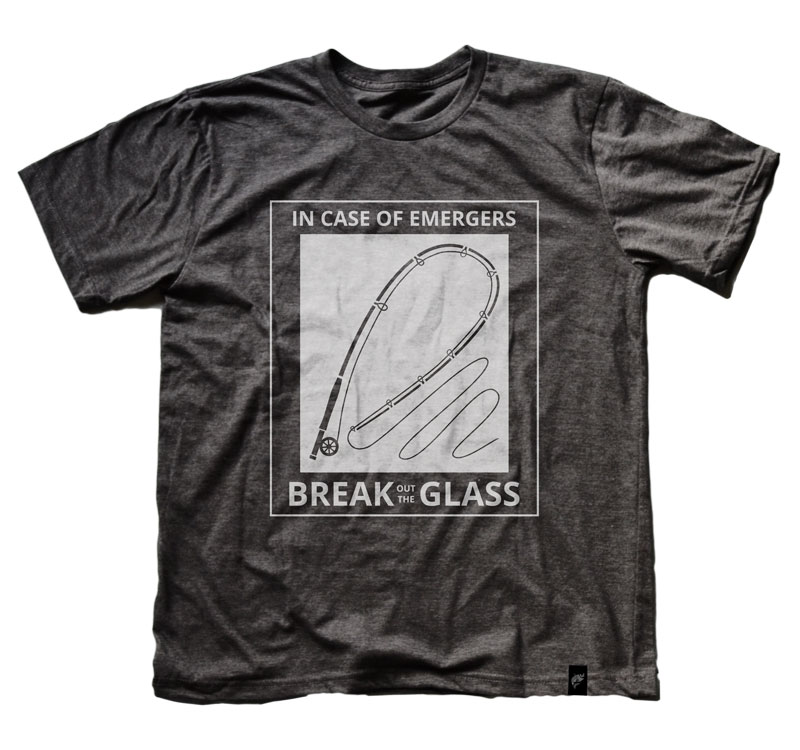 Break out the Glass