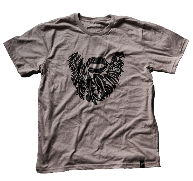 Streamer Beard T-Shirt