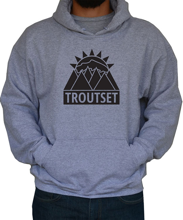 Troutset Hoodie