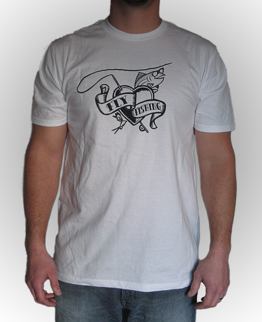 Fly Fishing Love T Shirt Fly Fishing T Shirts And Cool
